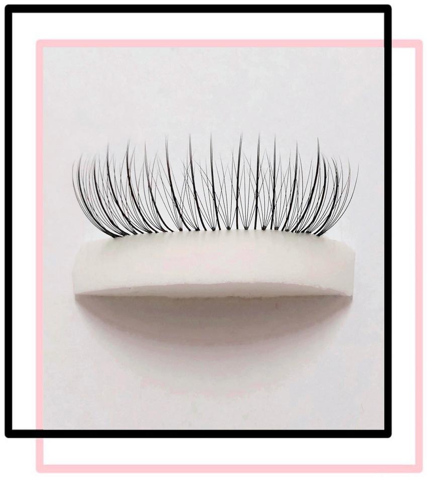Hybrid Logan Eyelash Extensions