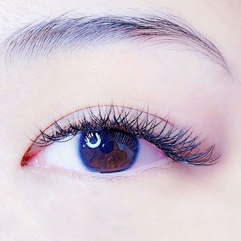 Logan Eyelash Extensions 2D Style