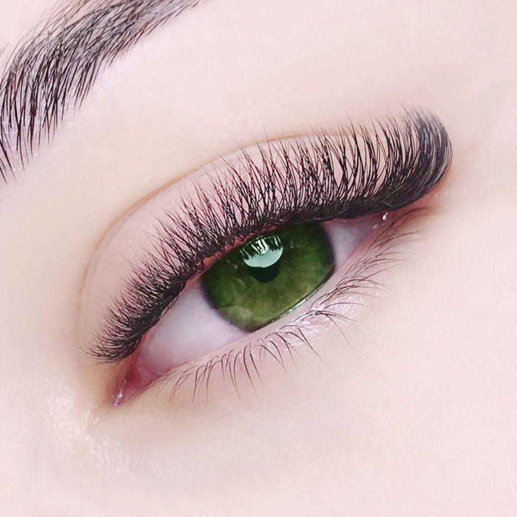 Logan Eyelash Extensions 4D Style