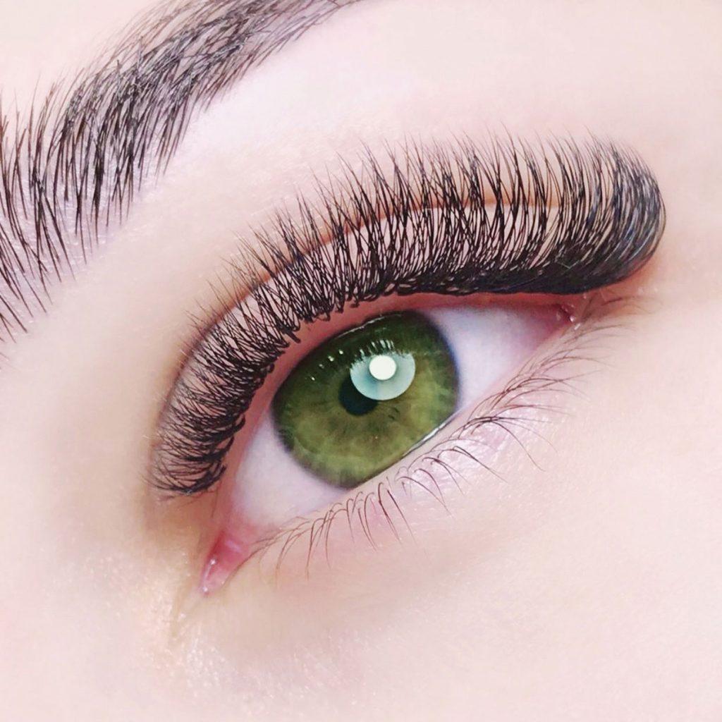 Logan Eyelash Extensions 5D Style